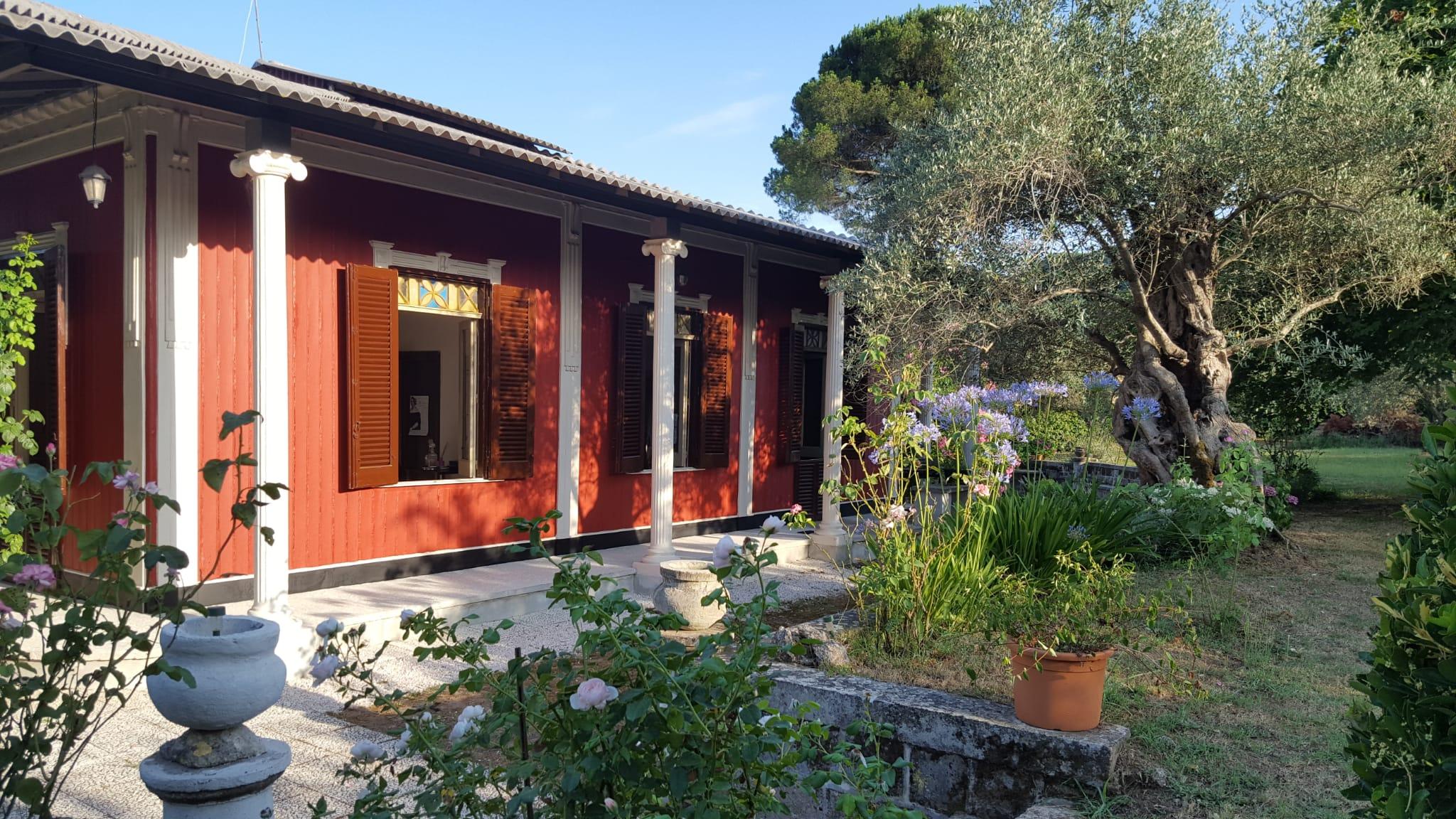 Chalet Pagliuca, via Pasquale Pagliuca, 81012 Alvignano