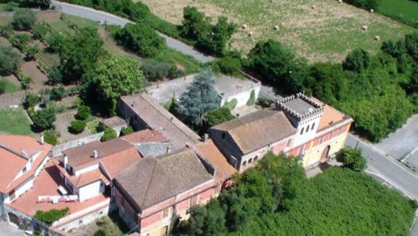 Palazzo Palmieri a Dragoni
