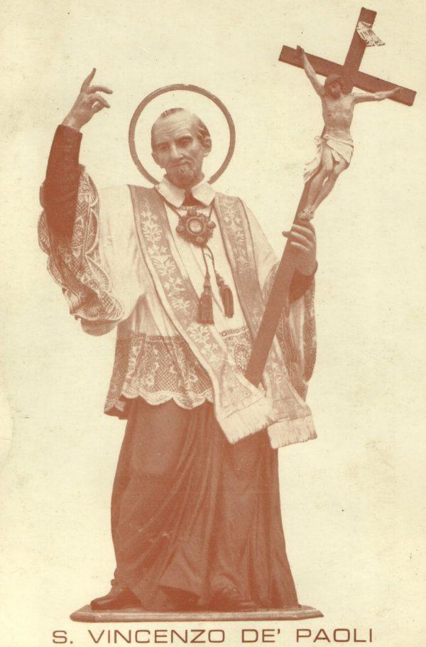 San Vincenzo dé Paoli