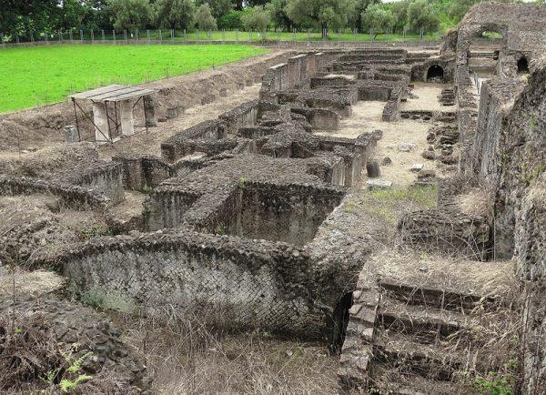 Sito archeologico di Cales