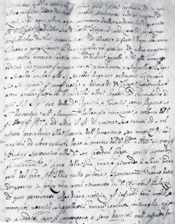 Vescovo Portifirio Diocesi di Alife - Scritti (2)